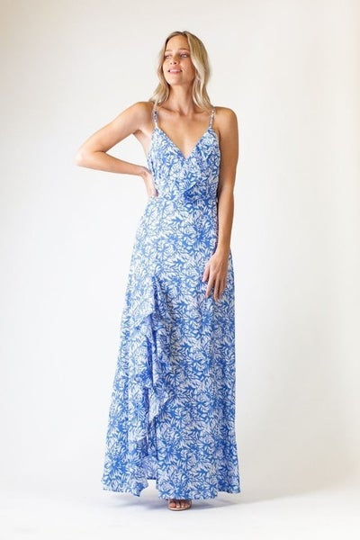 Ready For The Resort Maxi Dress