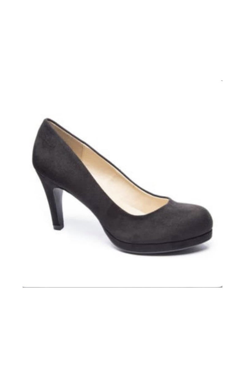 Nilah Heel (Black or Sparkle colors)