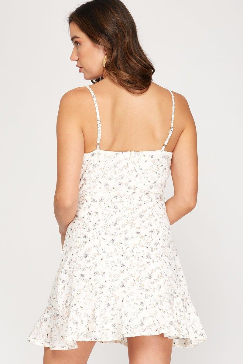 Girl Next Door Cami Dress *final sale*