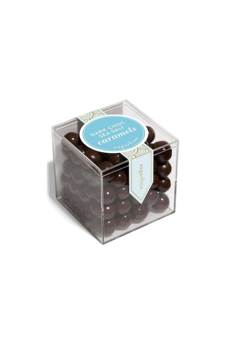 Dark Chocolate Sea Salt Caramels *Final Sale*