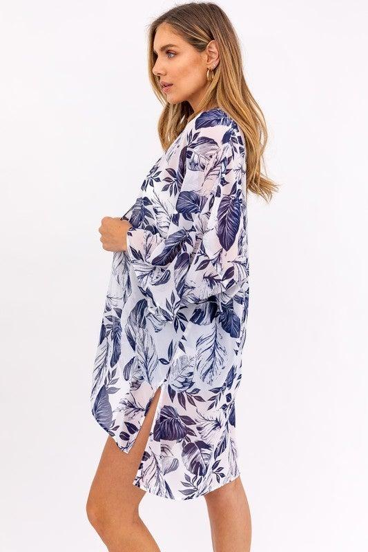 Tropical Days Kimono