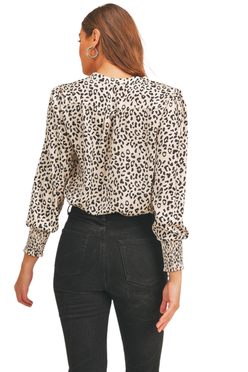 Into The Wild Blouse Top *Final Sale*
