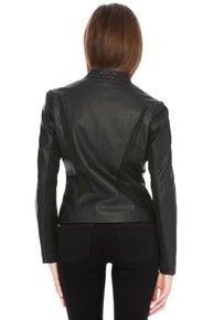 Un-faux-gettable Jacket (Color Options Available)