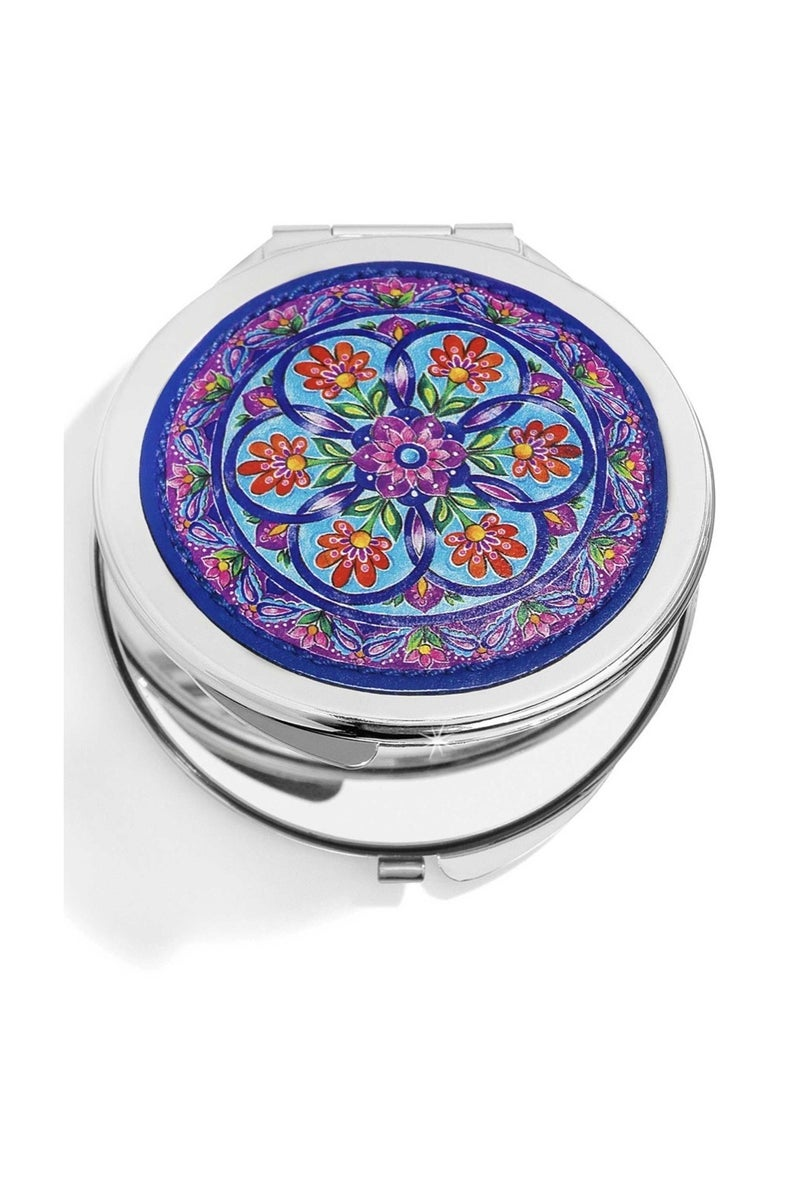 Journey To India Compact Mirror