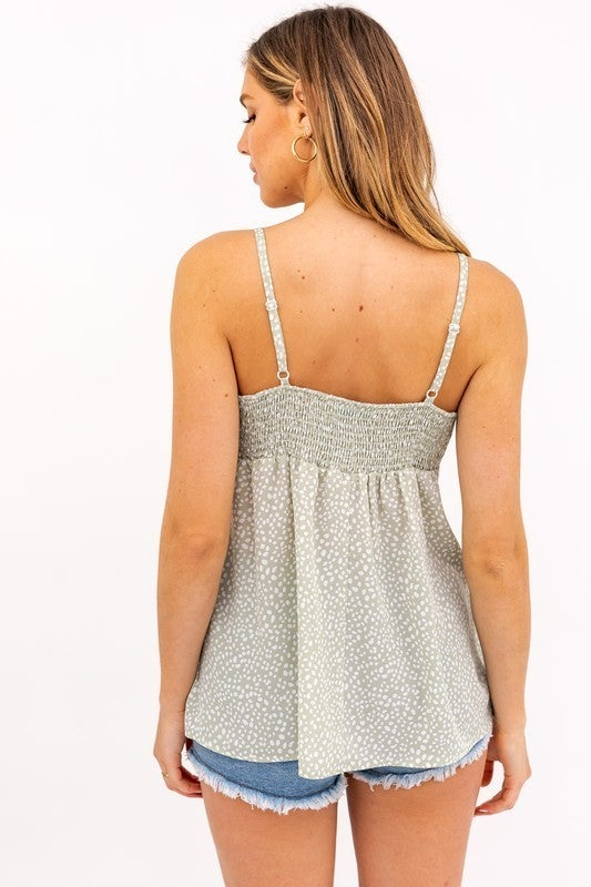Cute As Can Be Cami *Final Sale*