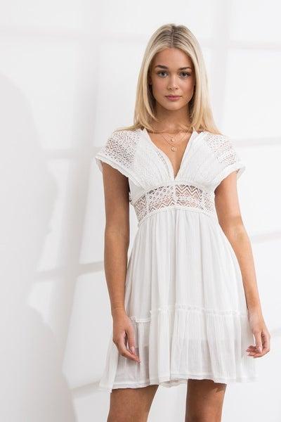 A Vision Midi Dress