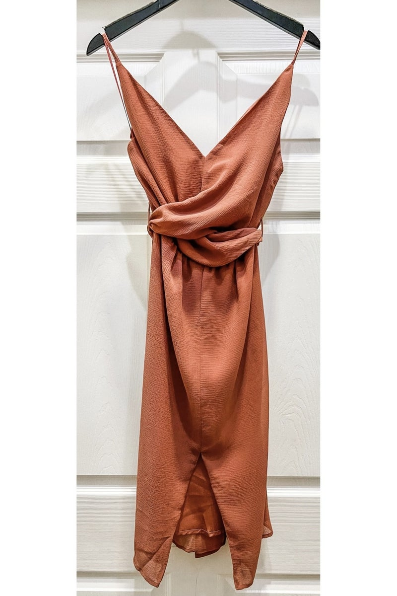 Mauve-in' Around Dress