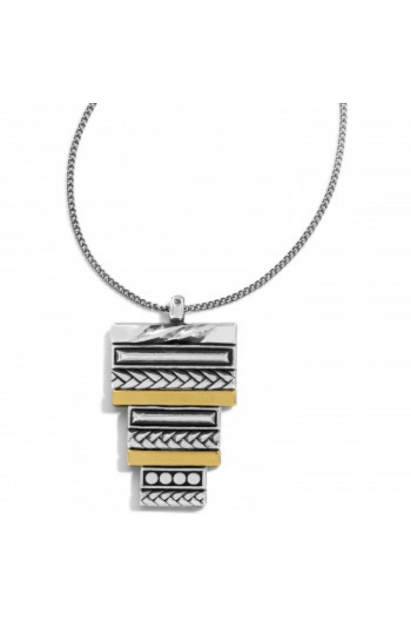 Tapestry Cascade Necklace
