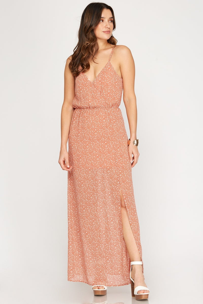 Wrapped in Love Maxi Dress