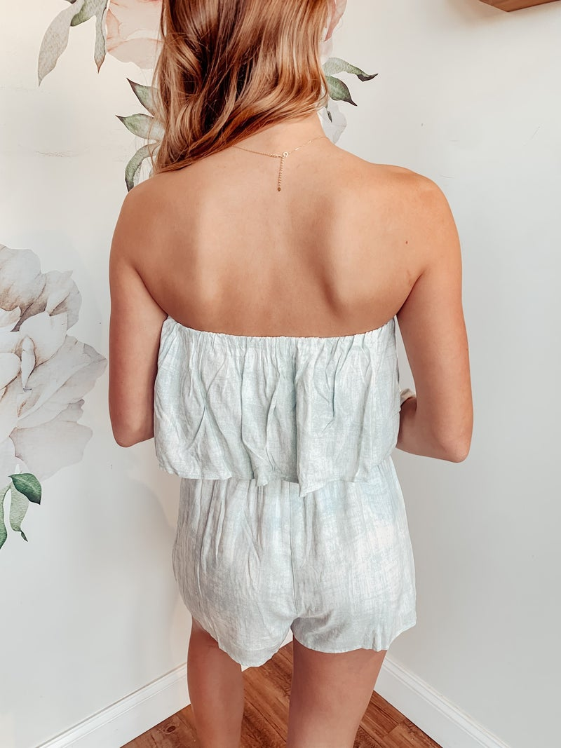 Come Away With Me Romper