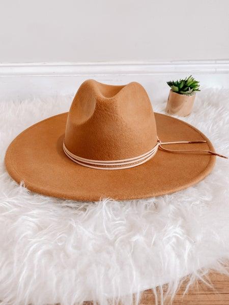 Dakota Triangle Hat