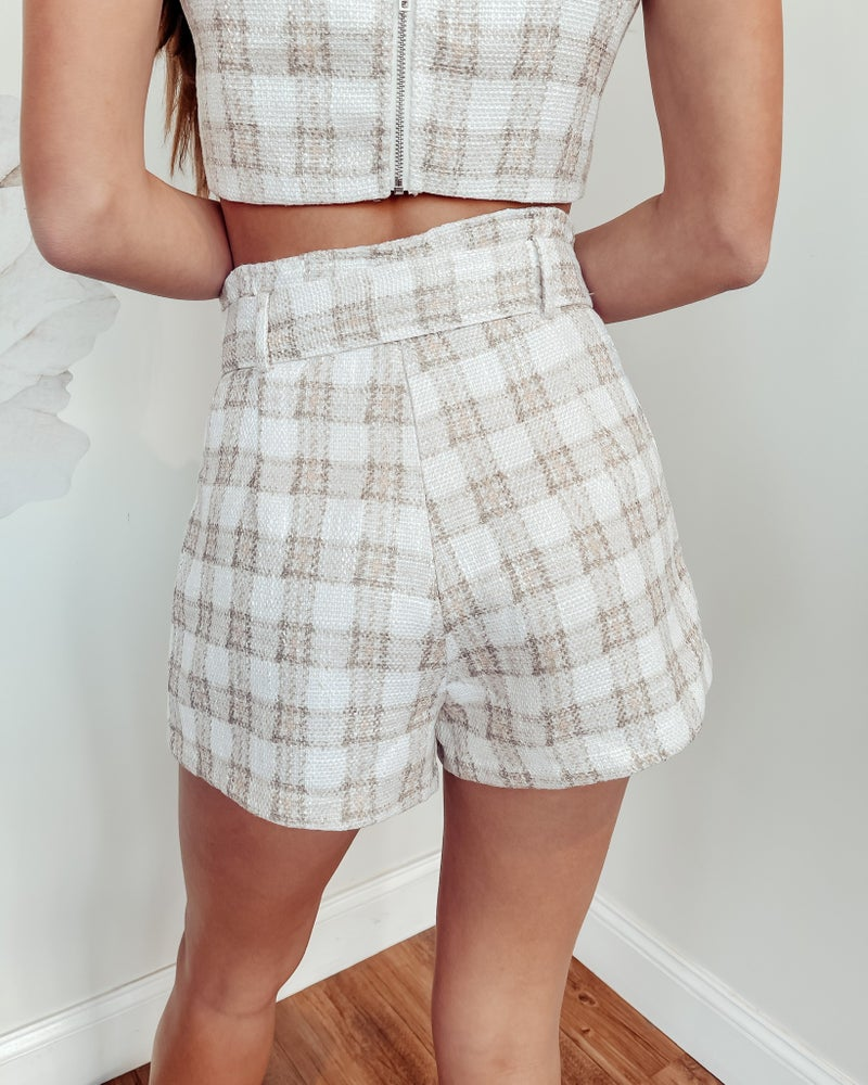 Sweetheart Set - Shorts
