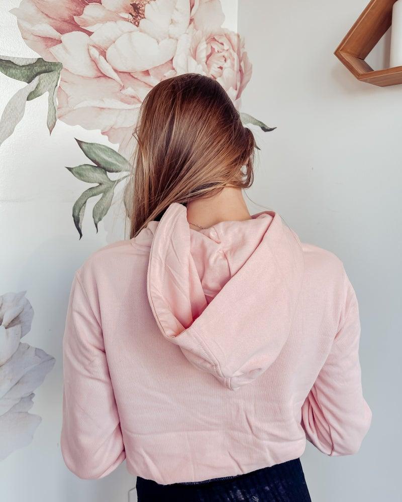 Reverse Hoodie - Pink