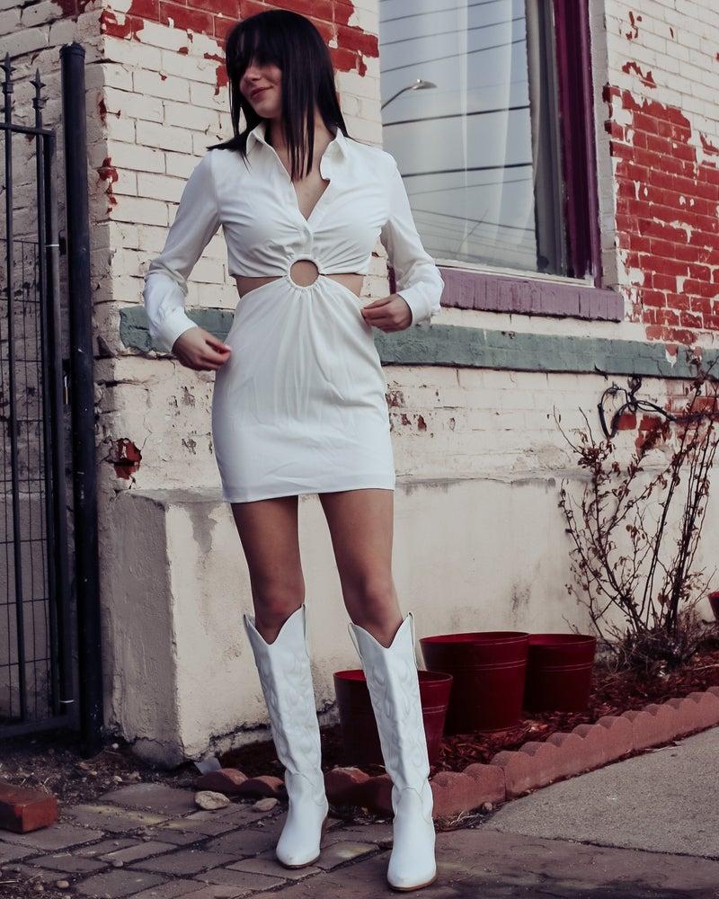 My City Mini Dress