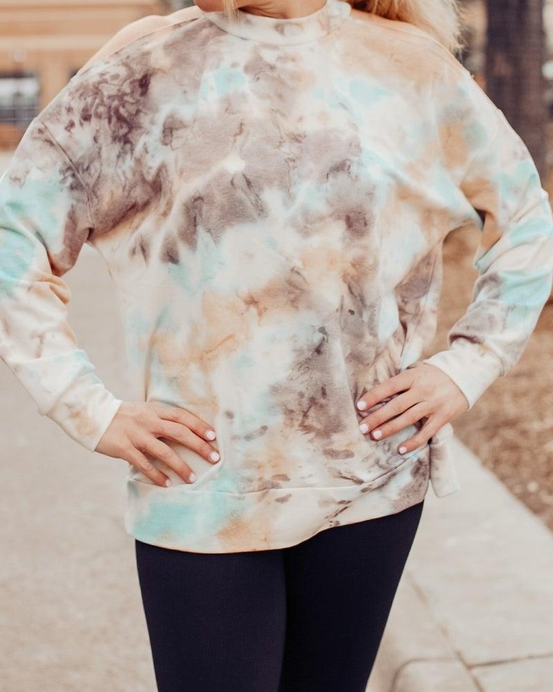 Chocolate Sky Sweatshirt