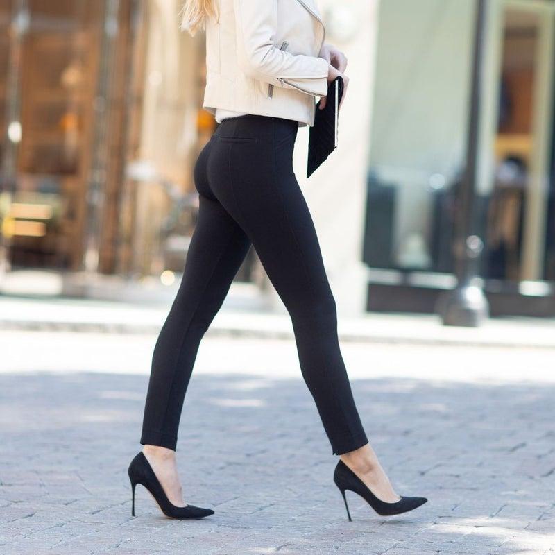 Spanx Perfect Black Pants - Ponte