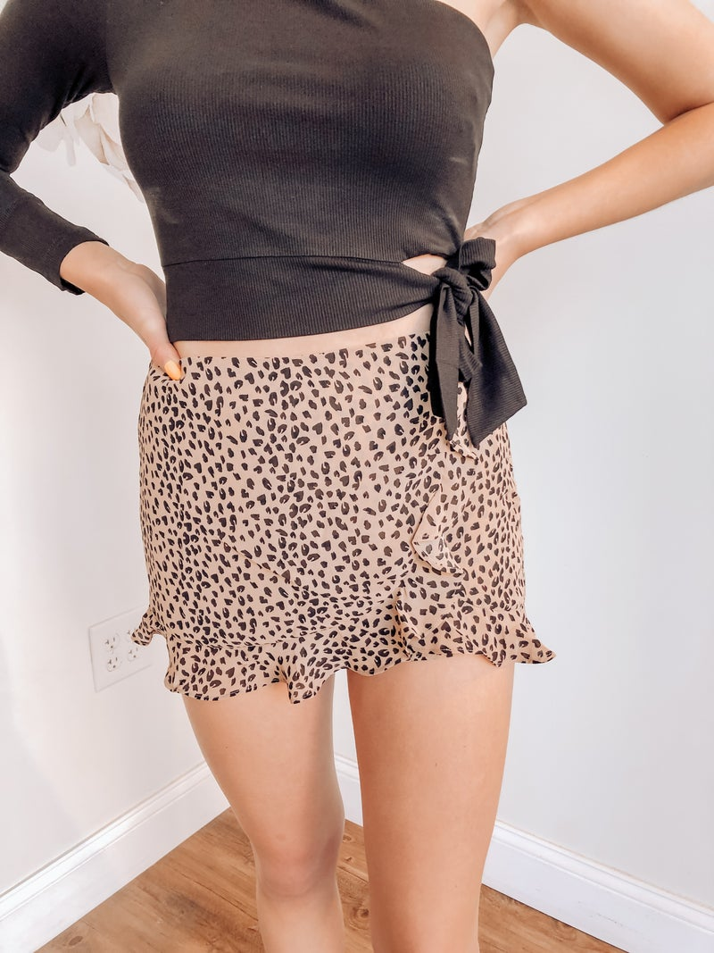 All About The Chase Skort