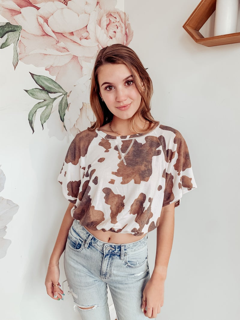 Cowgirl Crop Top