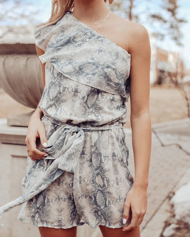 Ruffle My Feathers Romper