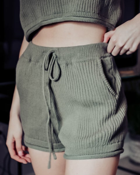 Tropics Sweater Shorts
