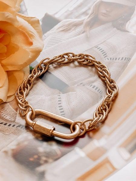 Carabiner Bracelet
