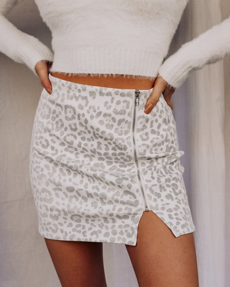 Late to the Party Skirt