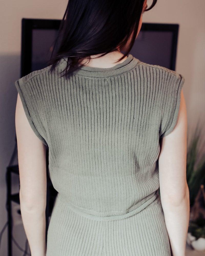 Tropics Sweater Top