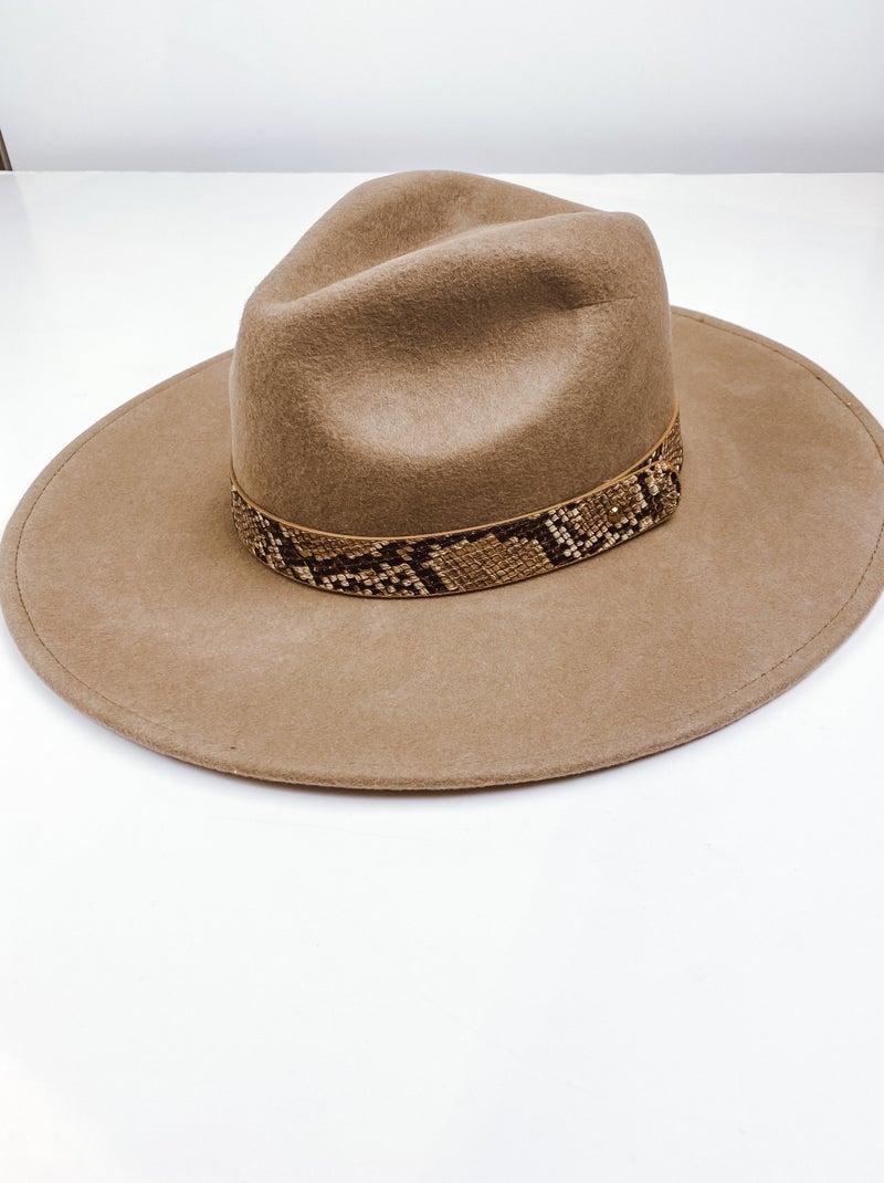 Snake Charmer Hat