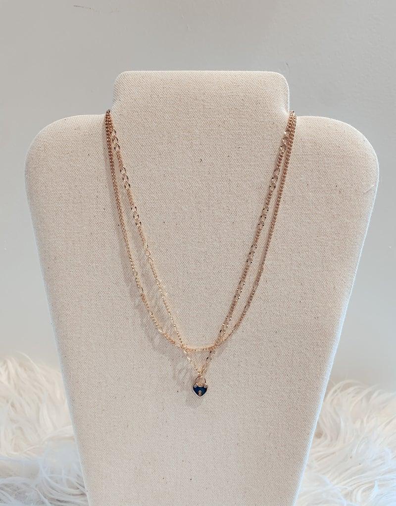 Locks Of Love Necklace