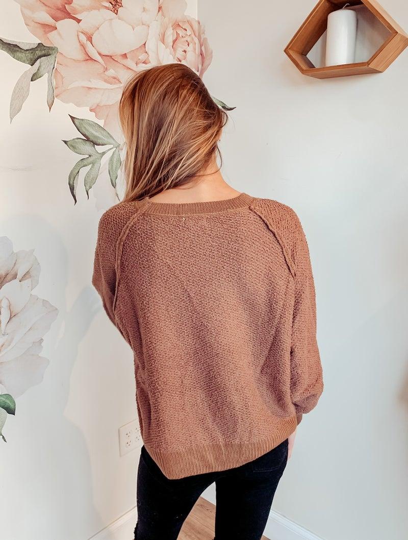 Serendipity Sweater