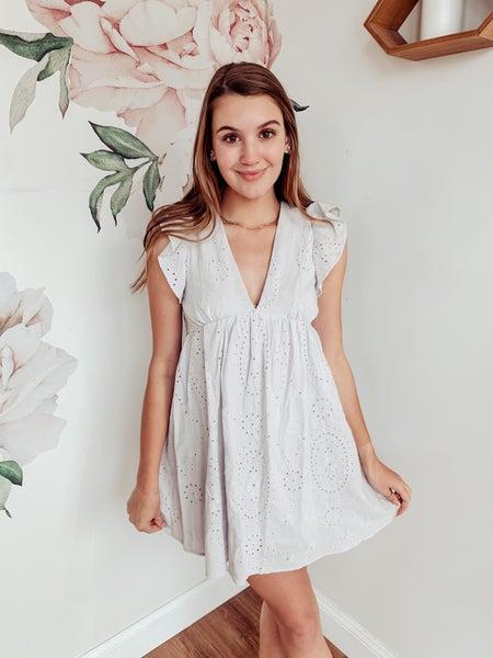 Soft Kisses Babydoll Dress