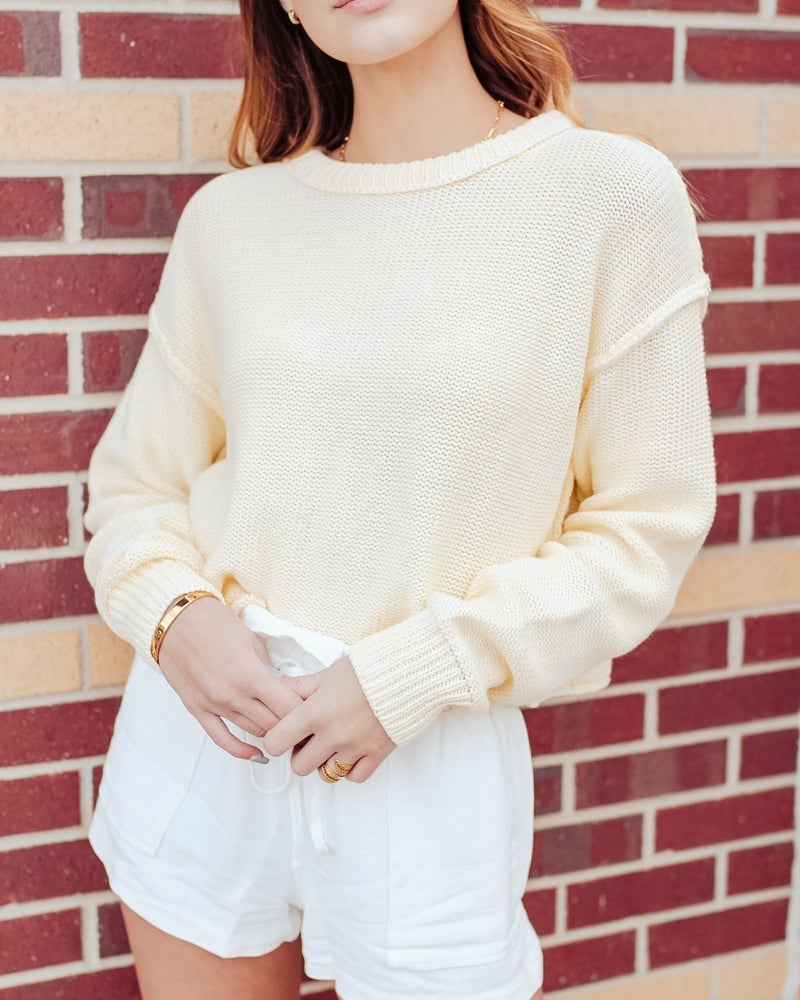 Sunny Solutions Sweater