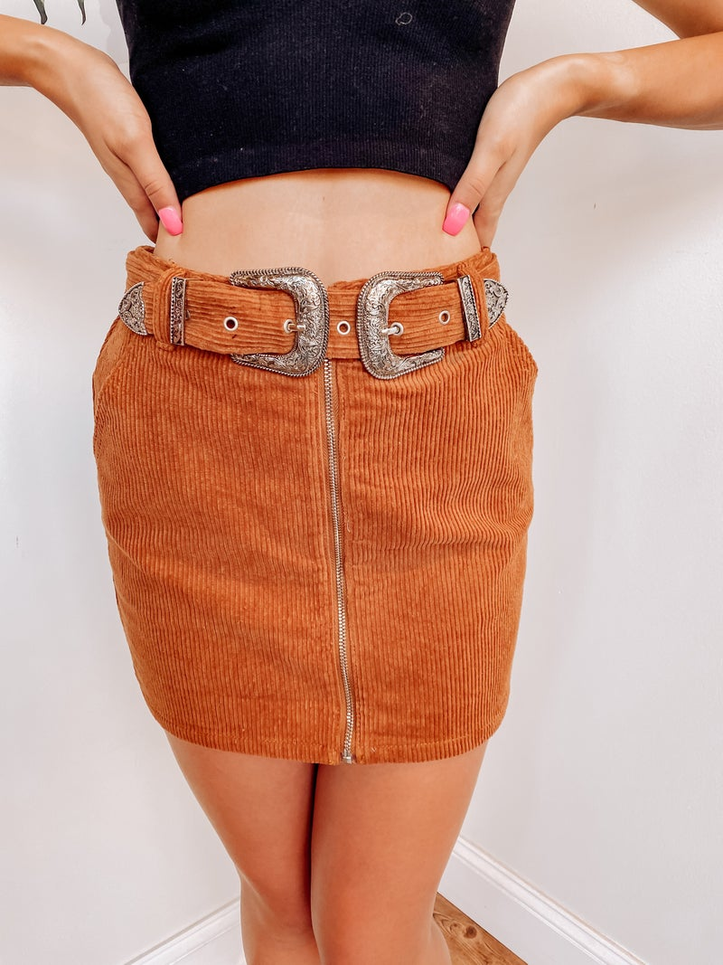 Wild Wild West Skirt