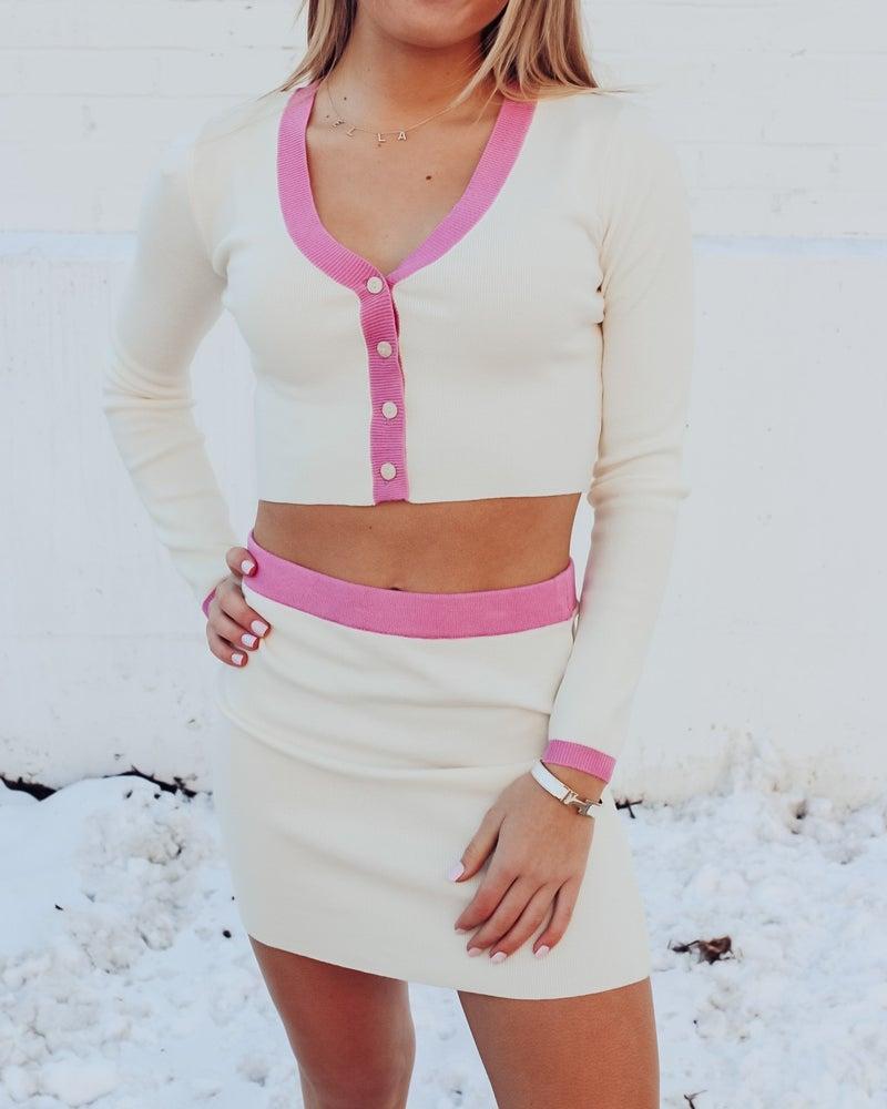 City of Love Skirt