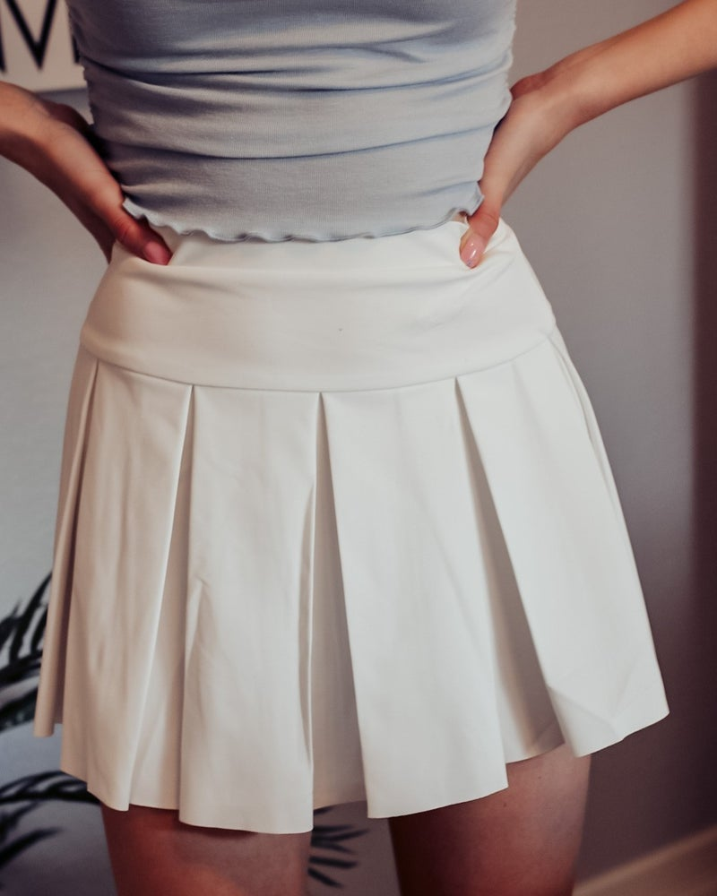 On the Court Tennis Skirt