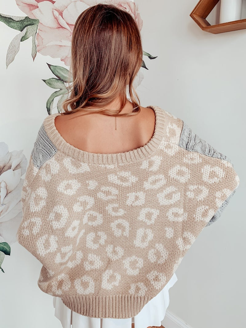 Just another Twist Sweater