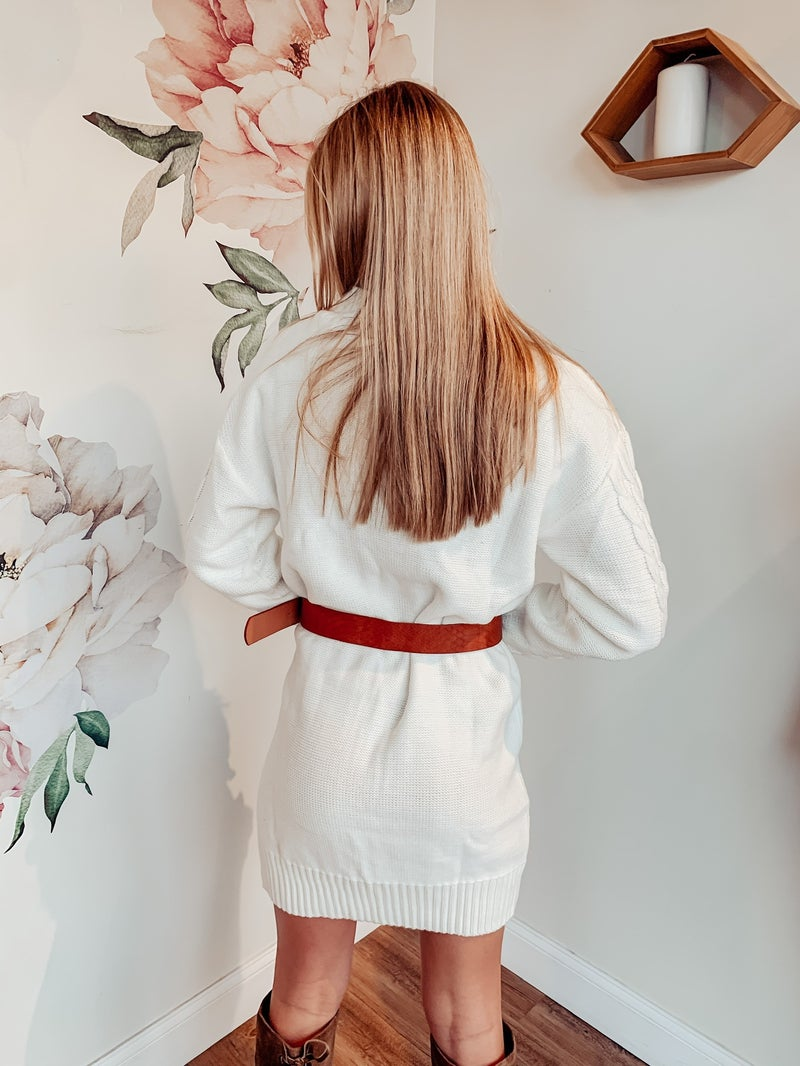 Phoenix Sweater Dress