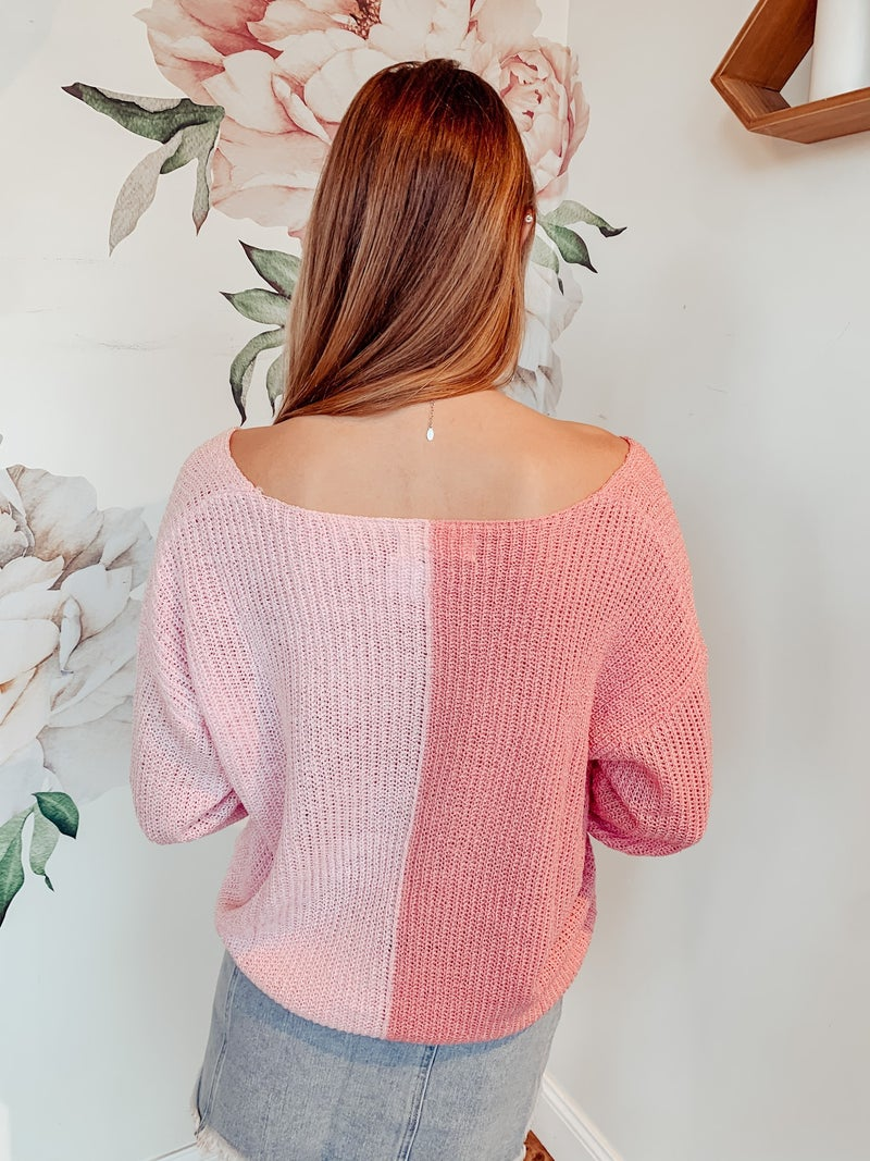 Wild Rose Sweater