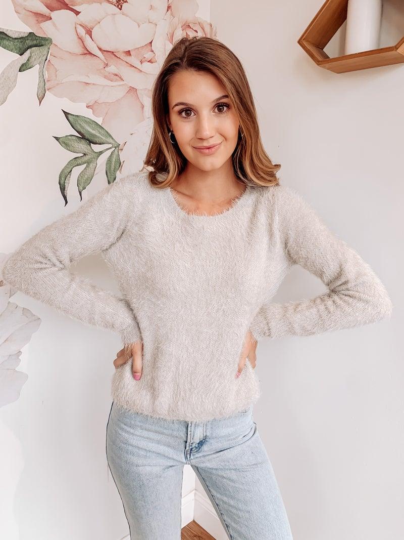 Tedhi Furry Sweater