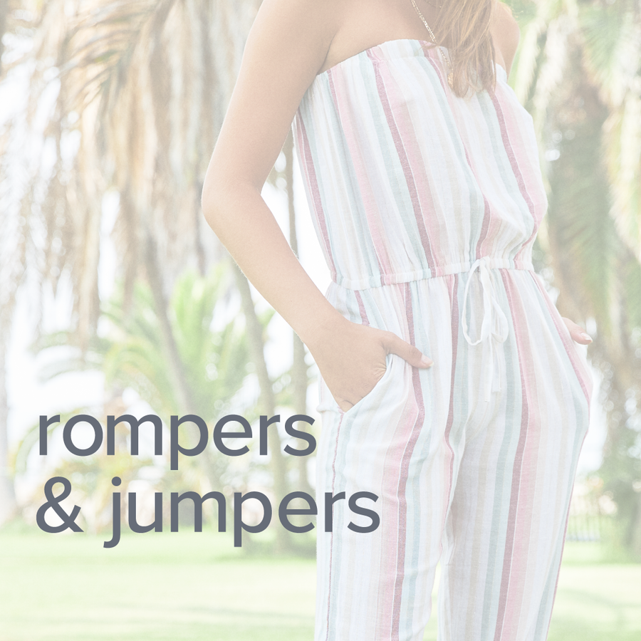 Rompers/Jumpers