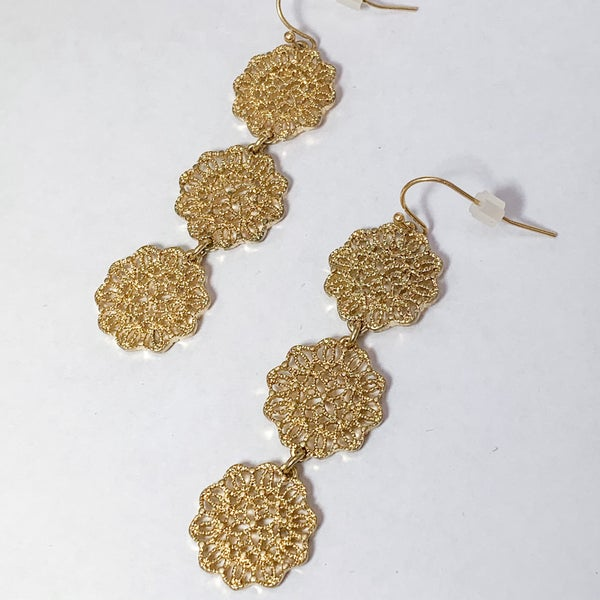 Rene Drop Earrings