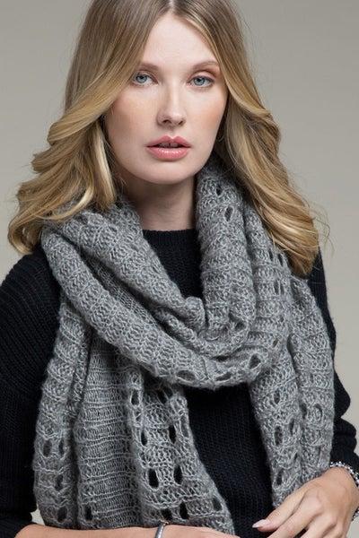 Livy Soft Soft Long Knit Scarf