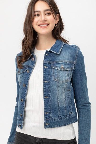 Lyla Denim Jacket