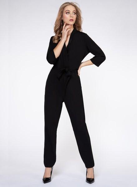 Black Night Jumpsuit
