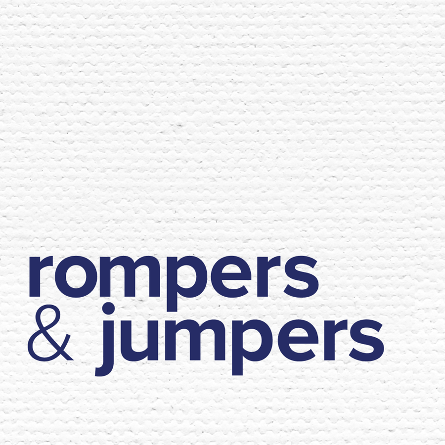 Rompers & Jumpers