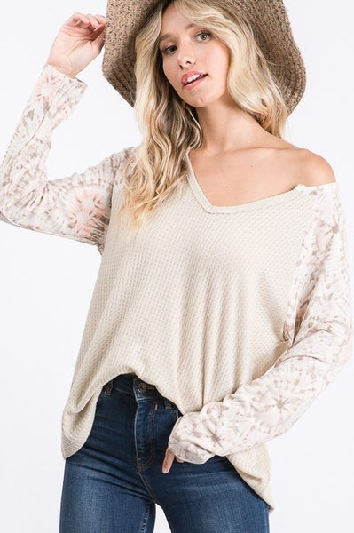 Louise Thermal Top