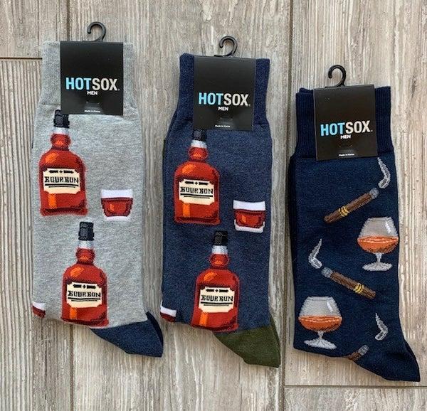 Men's Sox Bourbon