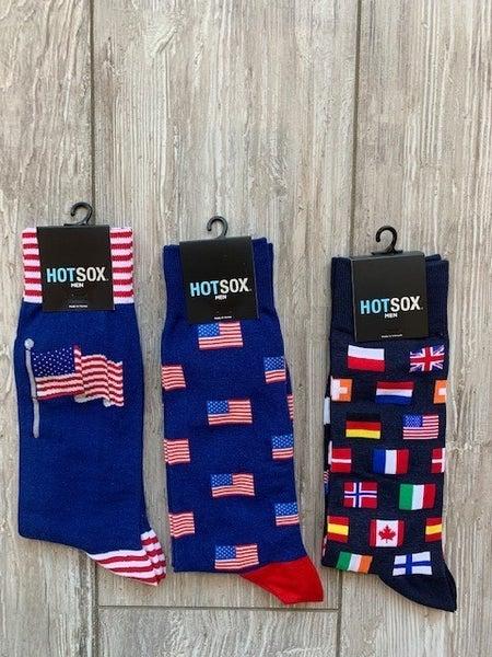 Hotsox Flags Men