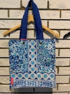 Lilly Tote Blue