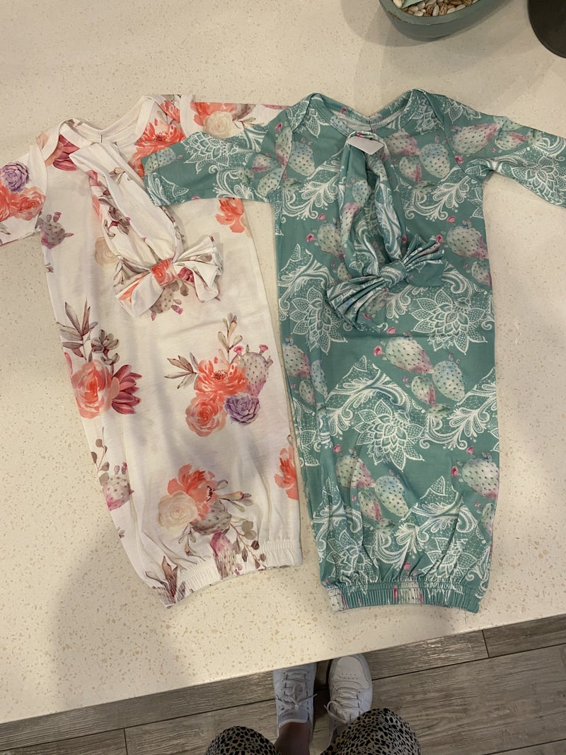 Spring Gowns